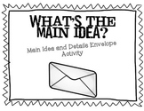 Main Idea Activity