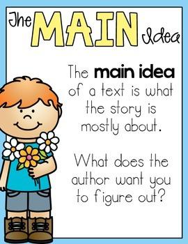 Main Idea April