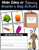 Main Idea Bag  Activity