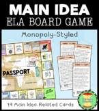 Main Idea Board Game