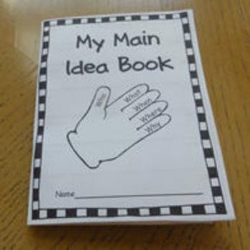 Main Idea Book