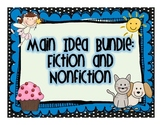 Main Idea Bundle: Fiction and Nonfiction