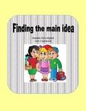 Main Idea Bundle!!!! Teaching that works!