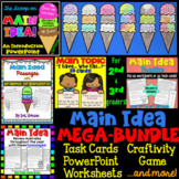 Main Idea Bundle (grades 2-3)