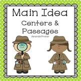 Main Idea Centers and Passages