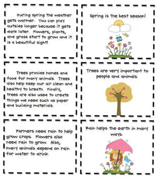 Main Idea - Common Core Aligned Literacy Activities