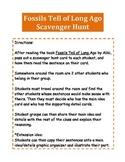 Main Idea & Details Fossil Hunt