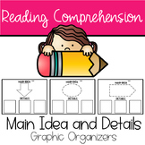 Main Idea/Details Graphic Organizer