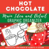 Main Idea & Details Hot Chocolate Graphic Organizer