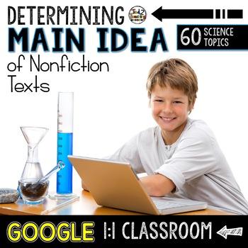 Main Idea: Main Idea of Non-Fiction Texts (Google Classroom)