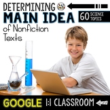 Main Idea: Main Idea of Non-Fiction Texts (Google Classroom)
