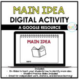 Main Idea Digital Kit