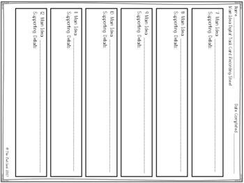 Main Idea Digital Task Cards set 2