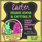 Main Idea Easter 2-4th Grades