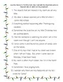 Main Idea Elf Theme- Holiday