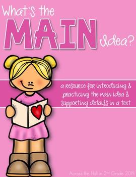 Main Idea February