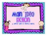 Main Idea: Fiction {Includes Minilessons, Main Idea Sort, and Quiz}