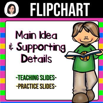 Main Idea Flipchart