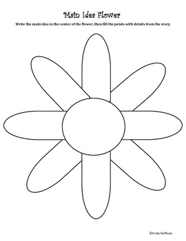 Main Idea Flower