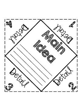 Main Idea Foldable