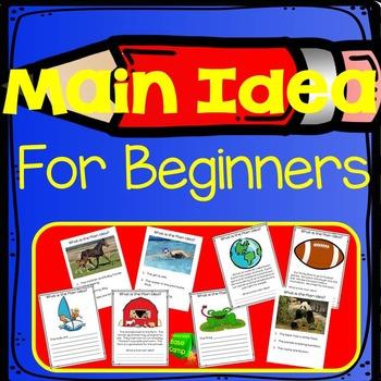 Main Idea for Beginners
