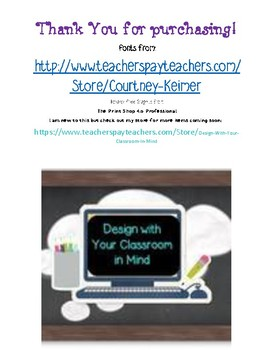 Main Idea Graphic Organizer Cloud and Raindrops