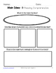 Main Idea Graphic Organizers for Guided Reading