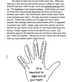 Main Idea Hand Strategy