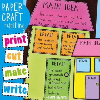 Main Idea House Craft