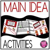 MAIN IDEA/LANGUAGE ARTS JOURNAL