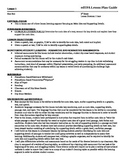 Main Idea Lesson Plan (Accompanies Flipchart)