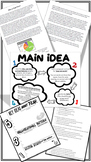 Main Idea Lesson and Article- Nonfiction, Informational: Why is Fear Fun?
