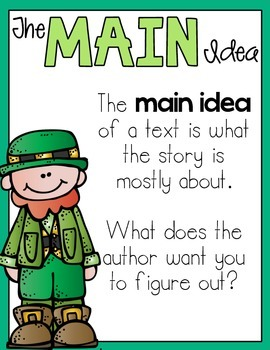 Main Idea March