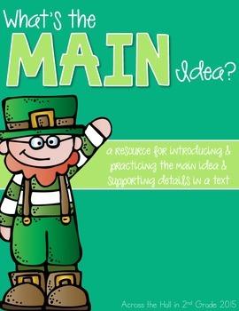 Main Idea March