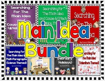 Main Idea Mega Bundle!