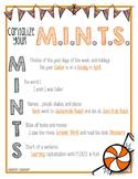 MINTS Mini Anchor Chart