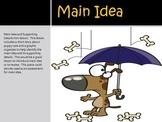 Main Idea Mini Lesson