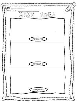 Main Idea-Multi Paragraph
