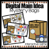 Main Idea Mystery Bags - PowerPoint Game