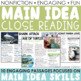 Main Idea Nonfiction Passages BUNDLE