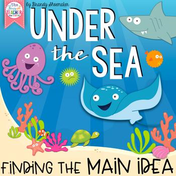 Main Idea: Ocean Animals