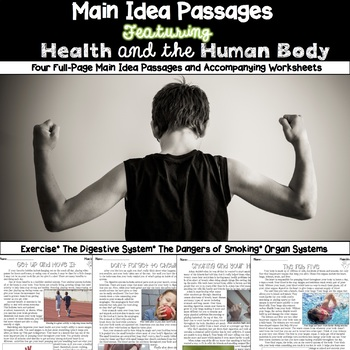 Main Idea Passages: Health and the Human Body