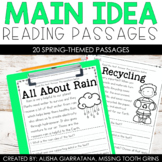 Main Idea Passages (Spring)