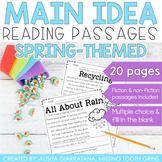 Main Idea Passages (Spring)