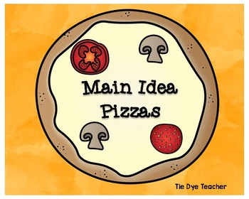 Main Idea Pizzas