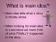 Main Idea & Details 45-Slide PowerPoint Reading ELA Common Core CCSS Gr3-5 LAFS