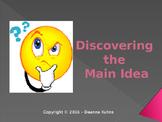 Main Idea PowerPoint Game