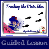 Main Idea PowerPoint and Worksheets