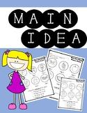 Main Idea Practice for Beginners