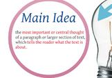 Main Idea Prezi